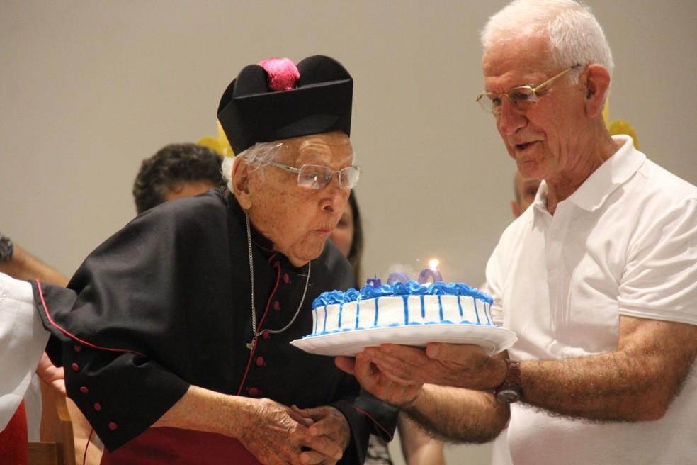 Padre Ernesto Cunha, de São José dos Campos — Foto: Divulgação/Diocese de São José dos Campos