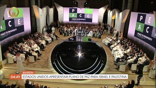 Países árabes rejeitam plano de paz entre Israel e Palestina feito pelos EUA