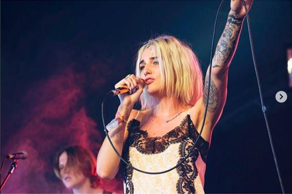 A cantora Indiana  (Foto: Instagram)