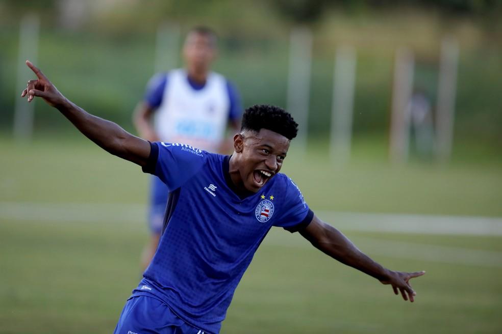 Meia pode ser reforço para o Bahia na Série A do Brasileiro — Foto: Felipe Oliveira / Divulgação / EC Bahia