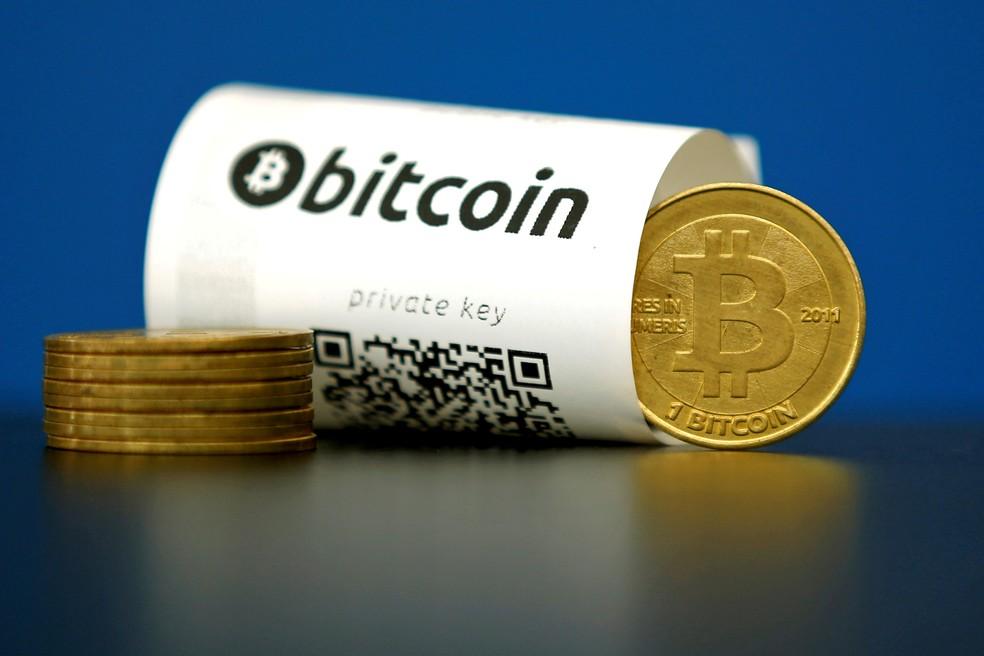 -  Bitcoin  Foto: Reuters/Benoit Tessier