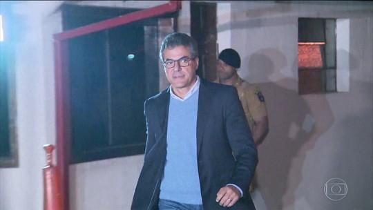 Ex-governador do Paraná deixa a cadeia