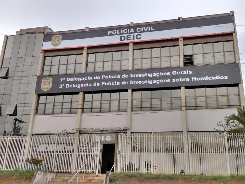 Caso é investigado pelo Deic de São José dos Campos  — Foto: Arquivo pessoal