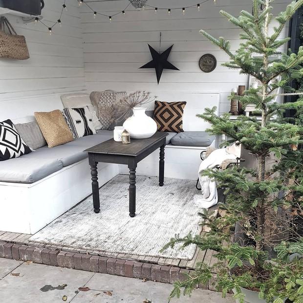Estrelas de Natal: 7 formas de usar no décor (Foto: Reprodução / Instagram)