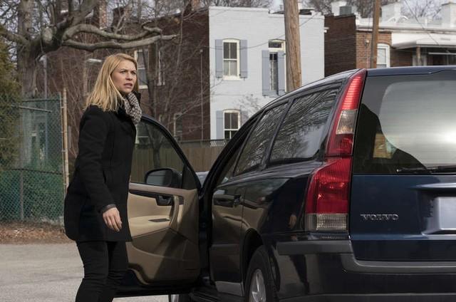 Claire Danes em cena de 'Homeland' (Foto: Reprodução)