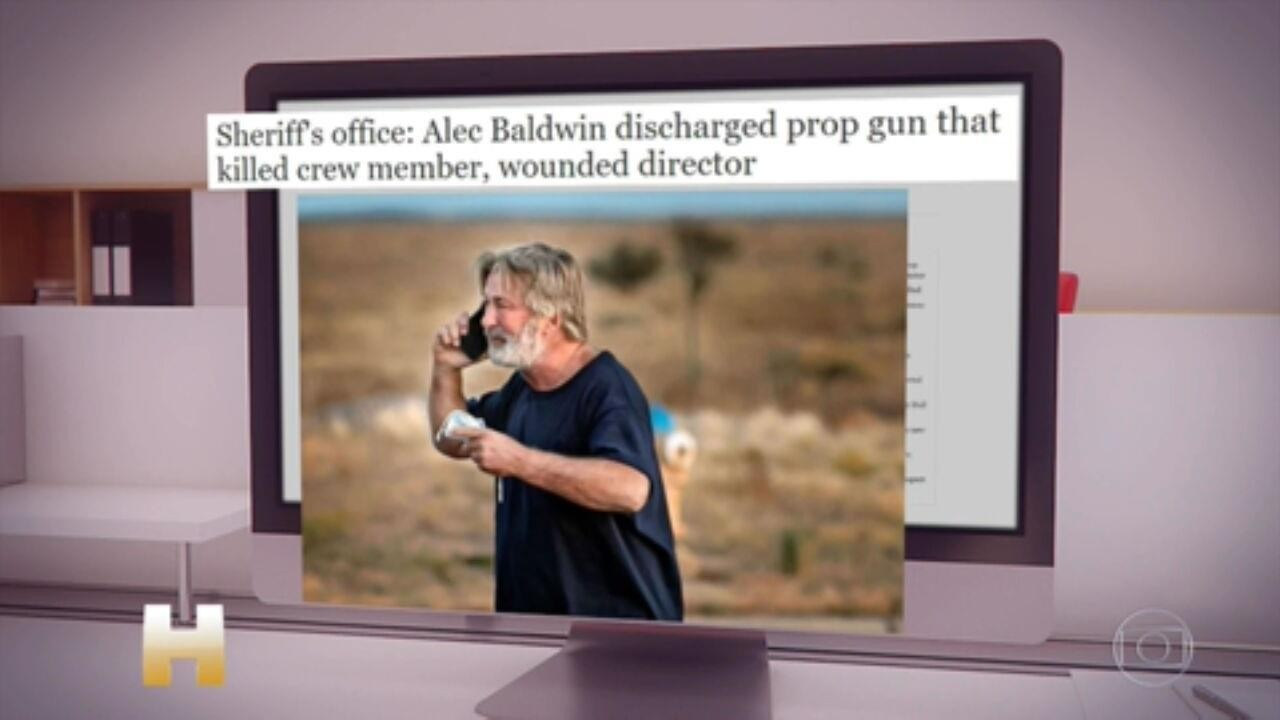 VÍDEOS: ator Alec Baldwin mata diretora de fotografia em set