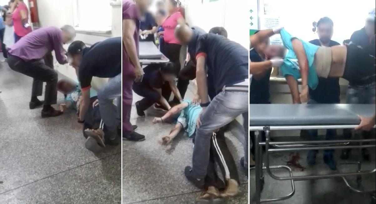 Vídeo mostra pacientes à espera de atendimento médico no chão da UPA São José, em Campinas - Noticias
