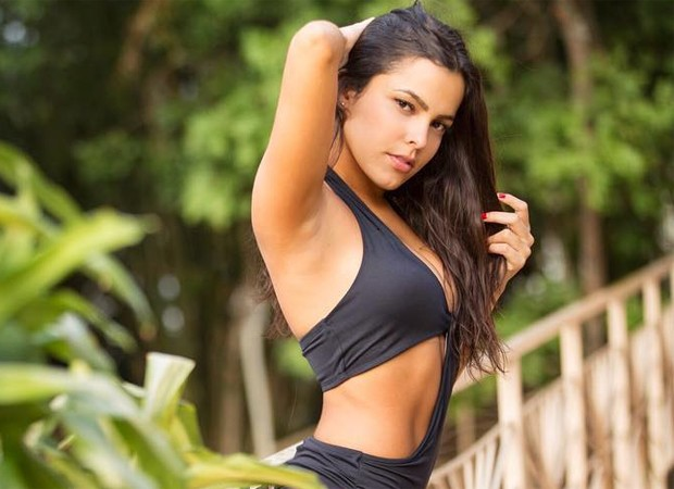 Emilly Araújo (Foto: Thiago Pitrez)