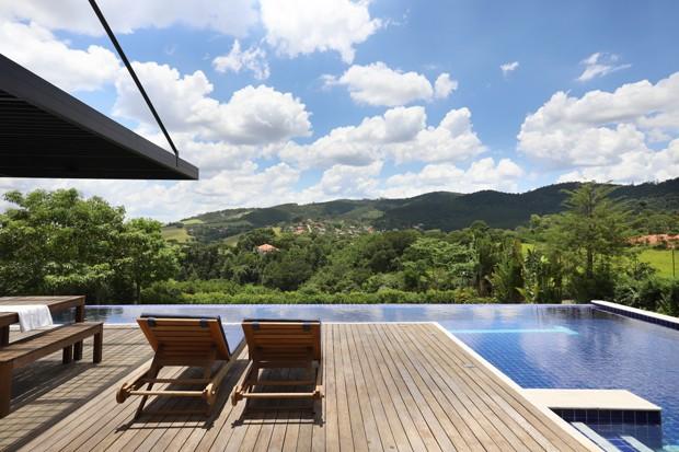 Reforma transforma casa no lugar perfeito para relaxar