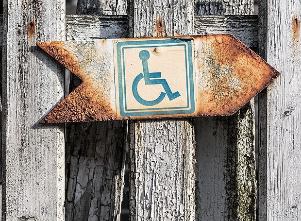 Cadeira de rodas (Foto: ThinkStockPhotos)