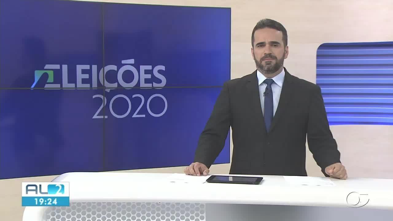 Veja como foi a agenda dos candidatos a prefeito de Maceió nesta segunda (12)