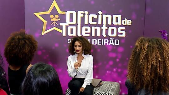 Candidatas à estrela de Casting Creme Gloss de L'Oréal Paris ouvem dicas de Taís Araújo