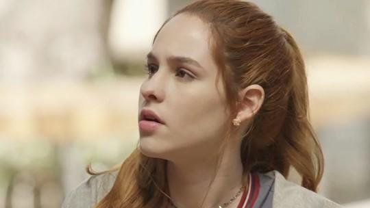 Fabiana desabafa: 'Você consegue olhar de verdade para mim'