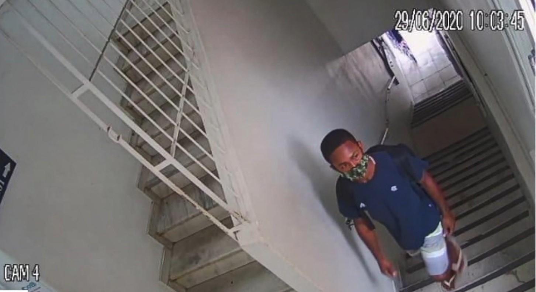 Dentista rende assaltante até chegada da polícia em Vila Velha, no ES
