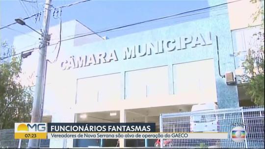 GAECO realiza operação na Câmara Municipal de Nova Serrana