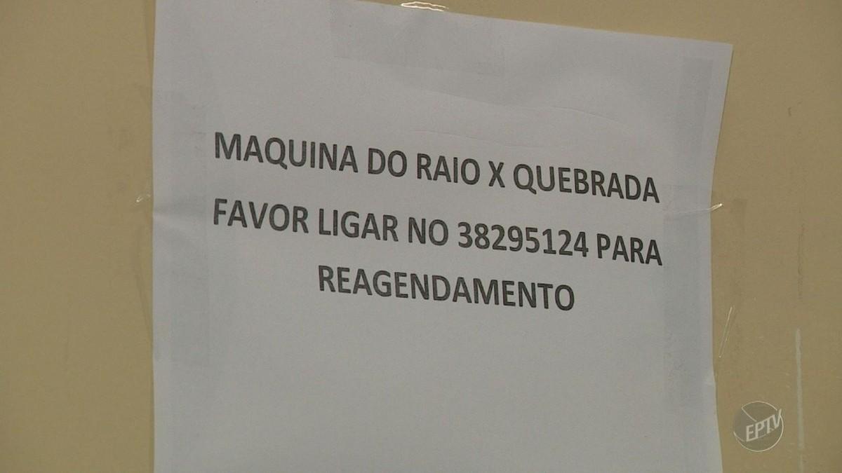 Falta de equipamento para raio-X em centro de especialidades prejudica pacientes em Valinhos