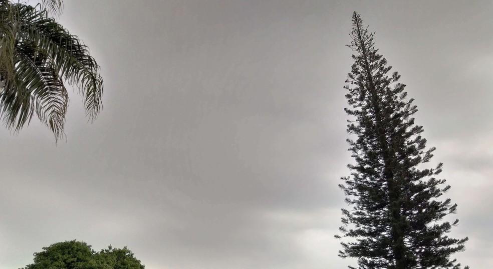 Dia deve ser nublado em boa parte de Rondônia — Foto: Vanessa Pires/G1