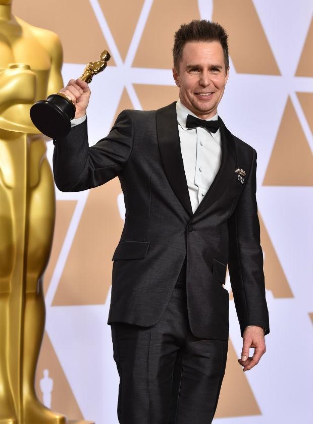 Os mais bem vestidos do Oscar (Foto: Getty Images)