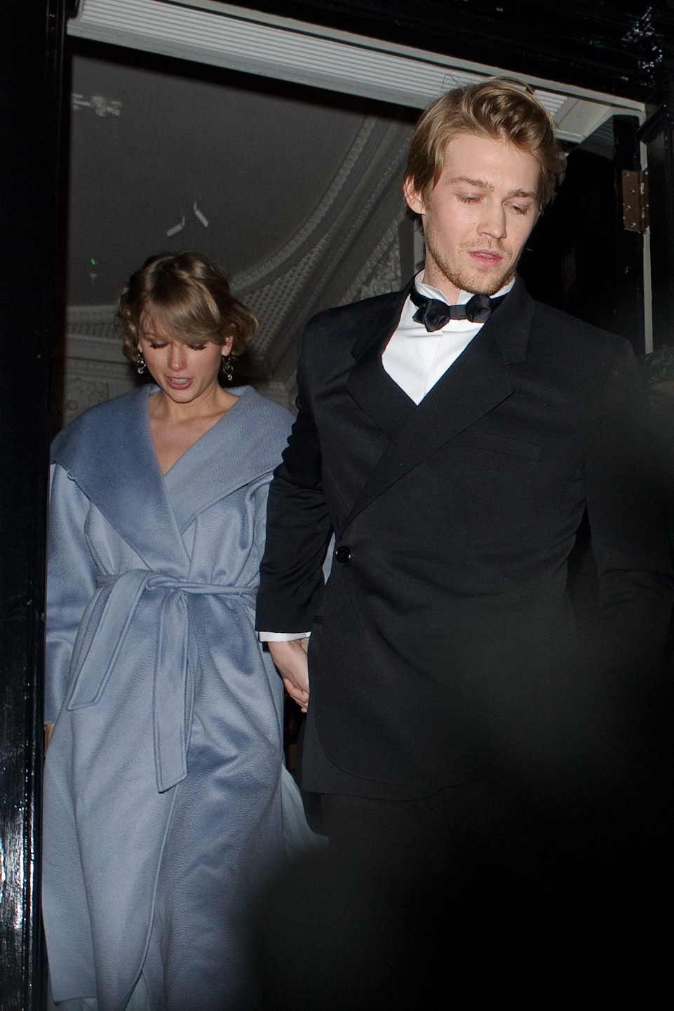 Taylor Swift e Joe Alwyn (Foto: Getty Images)