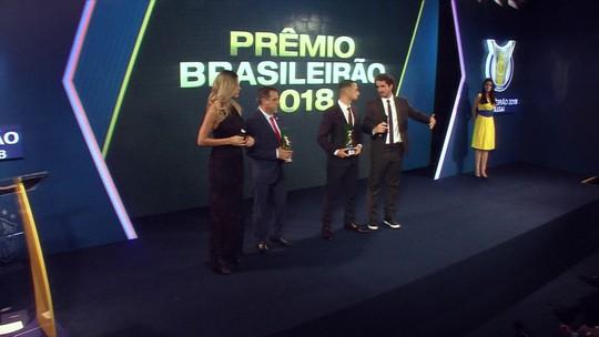 Corinthians e Sport ganham prêmio fair play no Campeonato Brasileiro de 2018