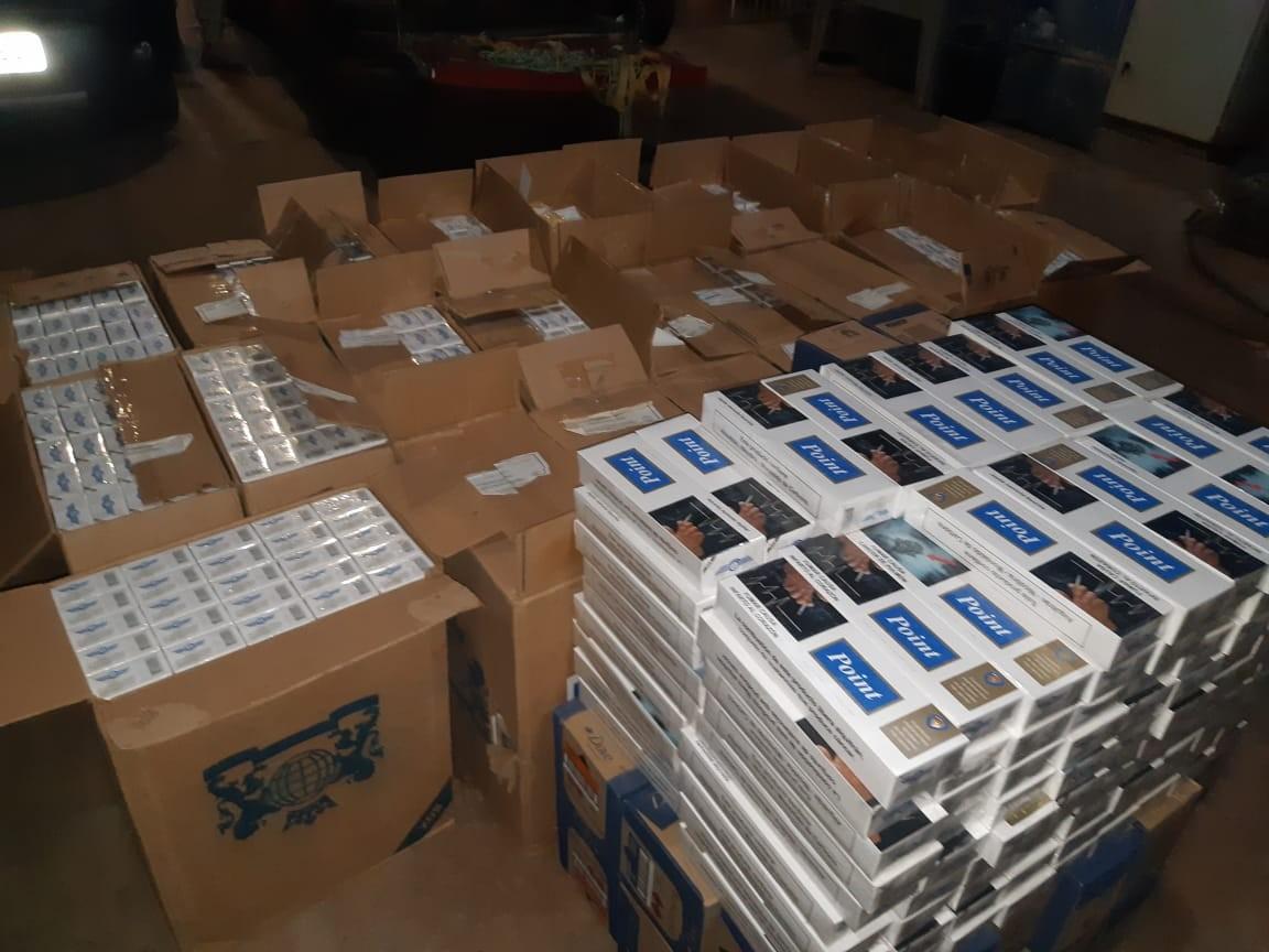 14 mil maços de cigarro boliviano são apreendidos pela PRF em RO - Notícias - Plantão Diário