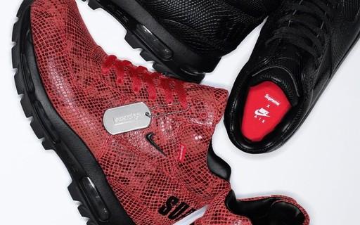 Air Max Goadome: Supreme lança nova collab com a Nike