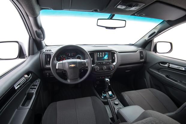 Teste: Chevrolet S10 Midnight é para quem quer adicionar ...