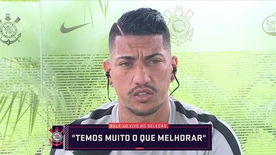 """Ralf fala sobre falhas defensivas do Corinthians e pede definição de time titular: """"Passou da hora"""""""