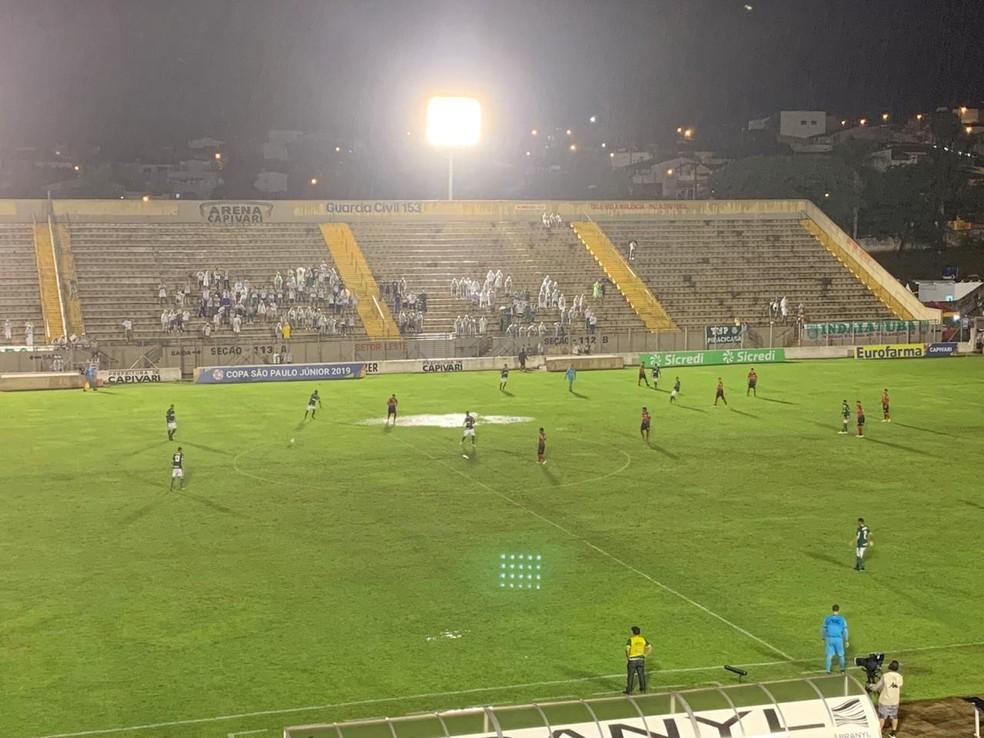 ... Palmeiras e Galvez se enfrentaram na 1ª fase e o Alviverde levou a  melhor por 2 f18a2880556e4