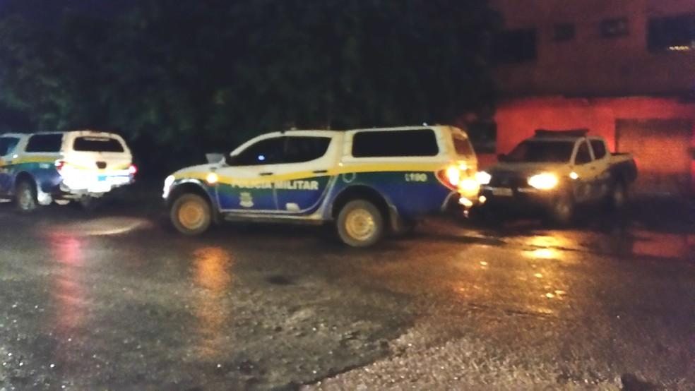 Suspeito fugiu assim que o caso foi comunicado à Polícia Militar — Foto: Foto ilustrativa/Toni Francis/G1