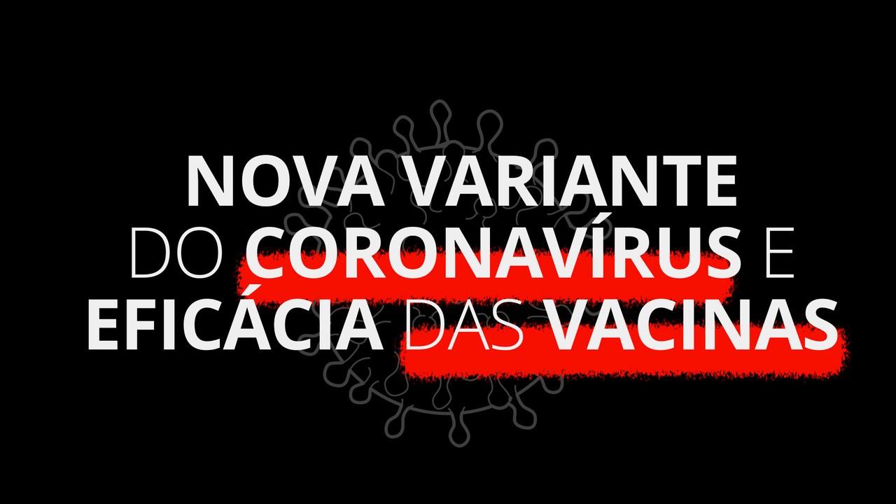 Coronavírus: Com desenhos, especialista demonstra eficácia de vacinas contra a Covid-19