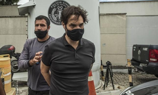 O vereador Dr. Jairinho é preso, suspeito de matar o enteado Henry Borel