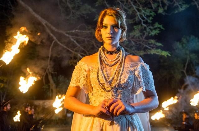 Isabella Santoni em 'Missão cupido' (Foto: Divulgação)