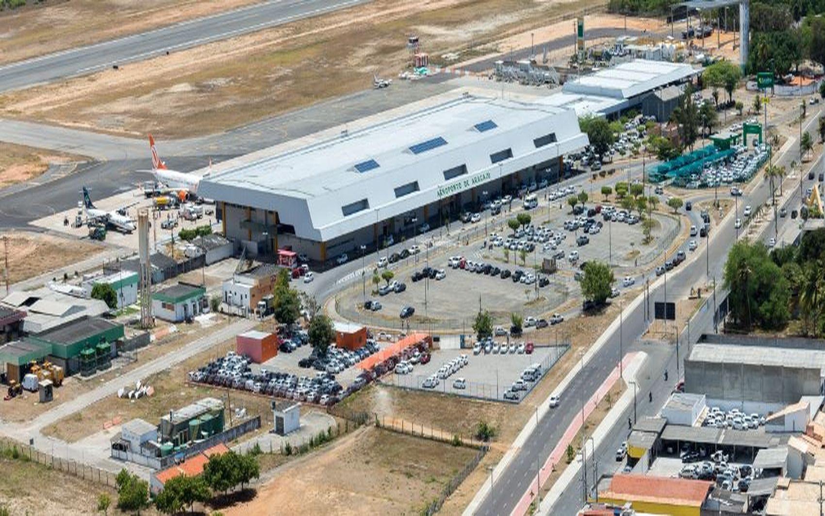 Aeroporto de Aracaju vai deixar de ser administrado pela Infraero nesta quinta-feira