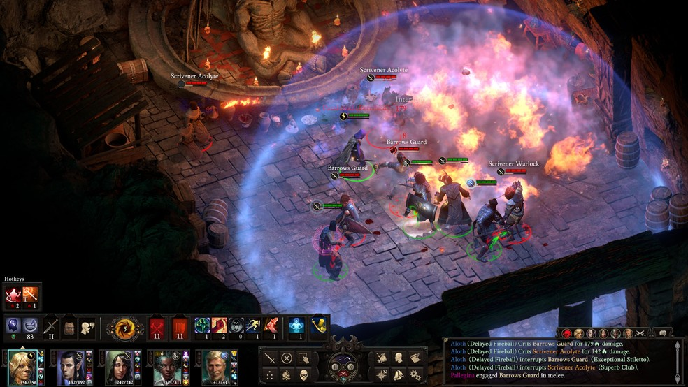 Pillars of Eternity II: Deadfire (Foto: Divulgação/Obsidian Entertainment)
