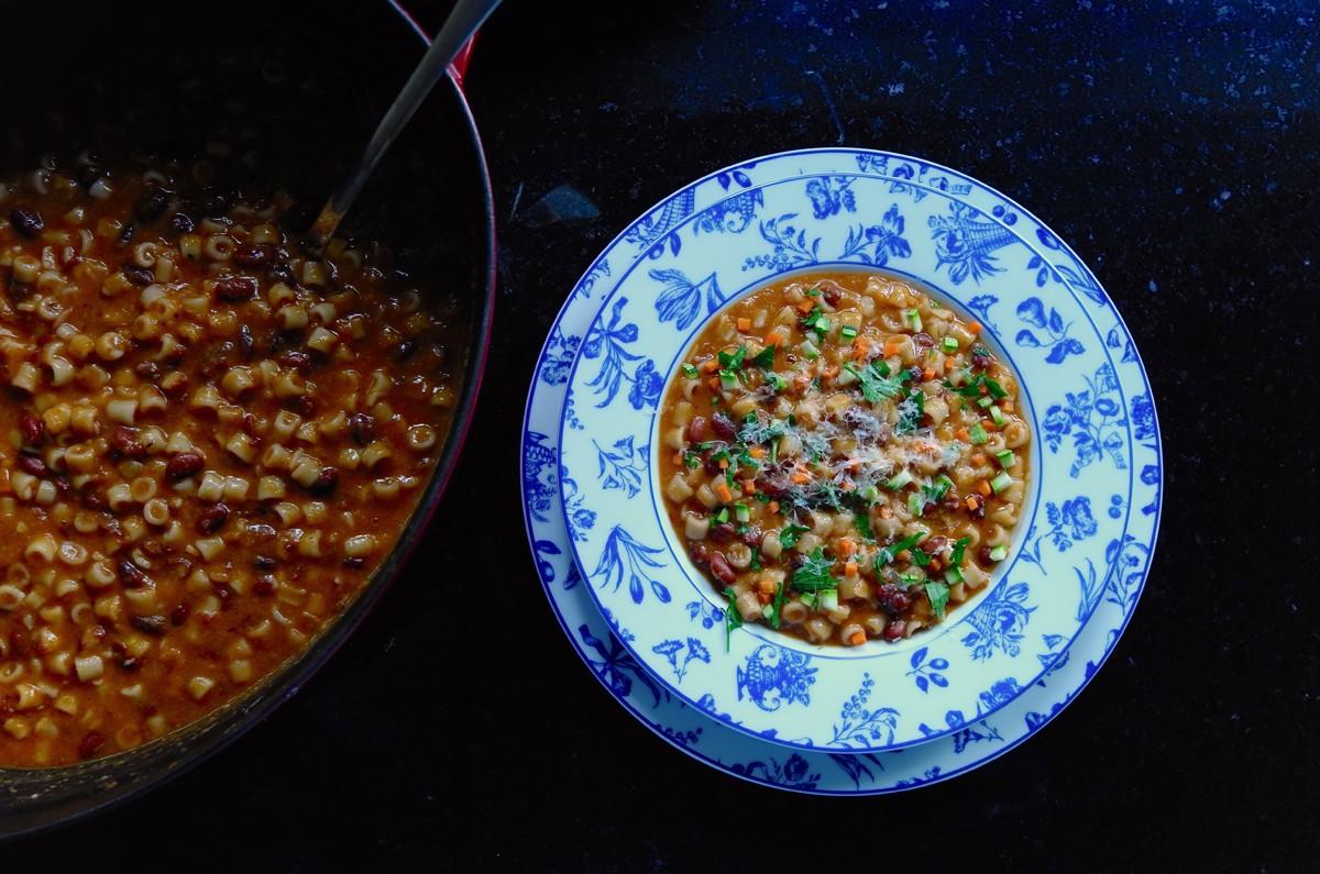 Entre o prato e a panela (Foto: André Lima de Luca)
