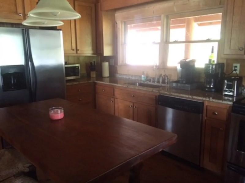 A cozinha de Tony Stark (Foto: Airbnb)