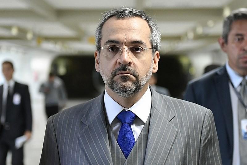Abraham Weintraub, ministro da Educação (Foto: Wikimedia Commons)