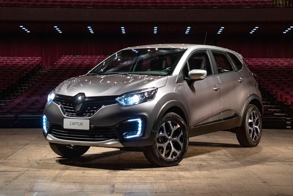Renault Captur BOSE (Foto: Divulgação)