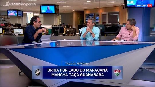 Barreto diz que torcedores de Vasco e Fluminense saem como os principais prejudicados