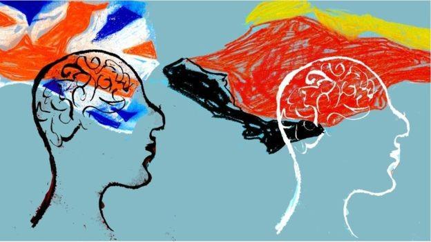 Ilustrações de Katie Horwich (Foto: Ilustrações de Katie Horwich/BBC via BBC News Brasil)