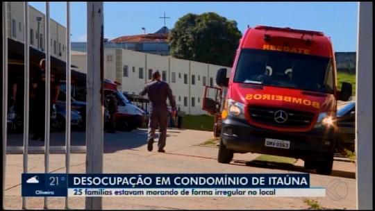 Após reintegração de posse de imóveis, Prefeitura de Itaúna afirma que dará apoio a moradores retirados