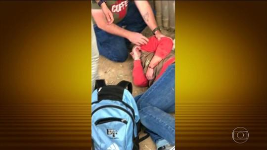 Mulher é atacada por Jaguar quando tentava tirar 'selfie' com animal