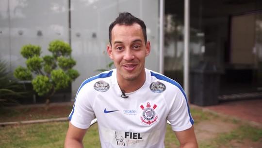 Rodriguinho deve receber proposta de clube chinês no início de 2018