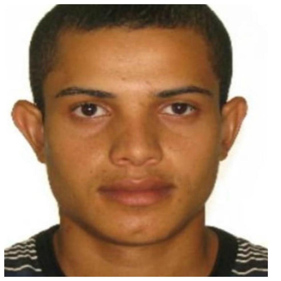 Delimar dos Santos Bezerra foi preso em Barão de Grajaú após condenação pelo crime de estupro de vulnerável — Foto: Divulgação/Polícia Civil