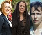Ana Beatriz Nogueira em 'Caminho das Índias', 'Além do tempo' e 'O Rei do Gado' | João Miguel Júnior, Fabio Rocha e CEDOC