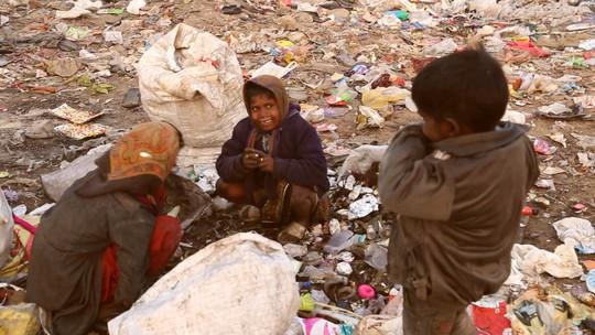 Capital indiana produz nove mil toneladas de lixo por dia