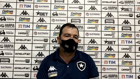 Foto: (Reprodução/Botafogo TV)