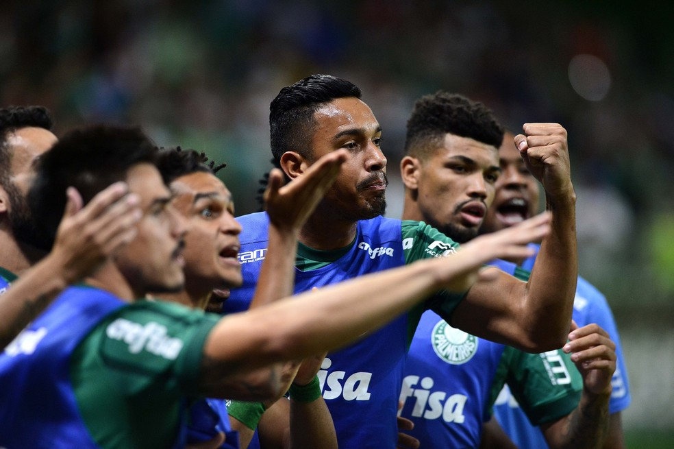 Resultado de imagem para Cariocas vacilam, e Palmeiras sela vaga direta à fase de grupos da Libertadores