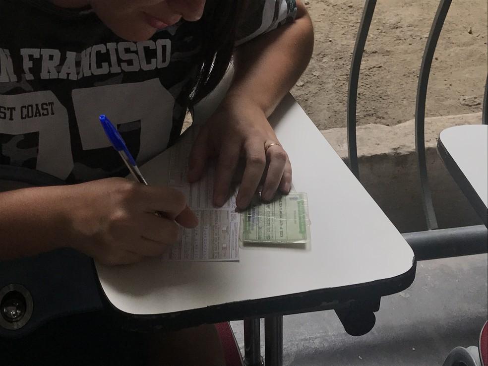 Eleitores que não votaram nem justificaram ausência devem R$ 98 milhões (Foto: Patrick Marques/G1 AM)